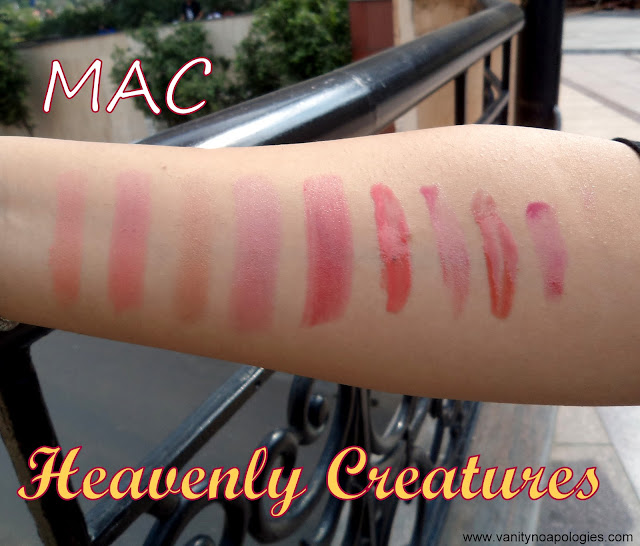 mac heavenly creatures