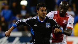 Adam Jahn, MLS, soccer, San Jose Earthquakes,Portland Timbers