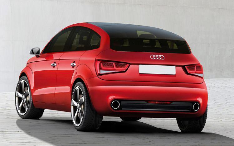 2013 Audi A2