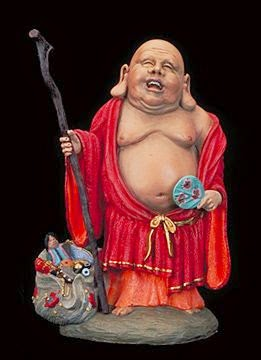 duncan royale hotei osho the priestmonk budai the celebration of christmas in japan dates back only about a century yet in the past 35 years