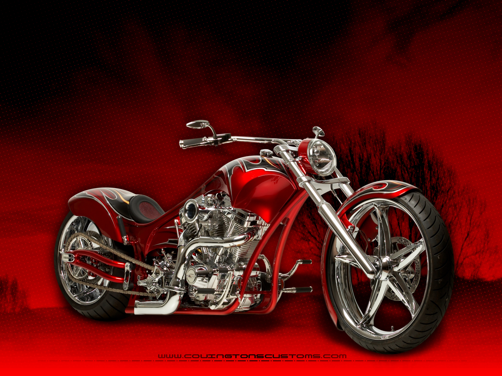 Custom Bikes Wallpaper Free Wallpapers From