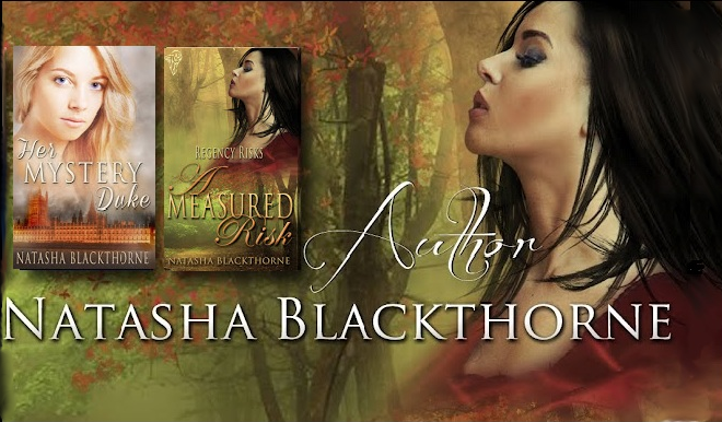 Blog: Natasha Blackthorne