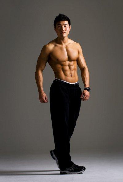 Asian Muscle Fans: July 2013