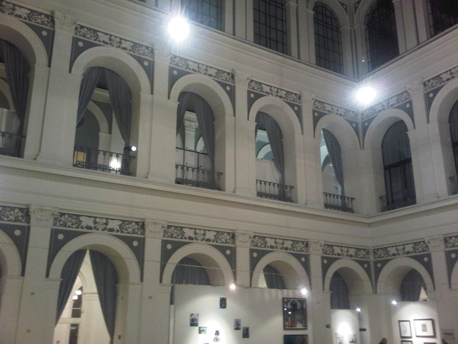 Handelskammer Hamburg - Säle