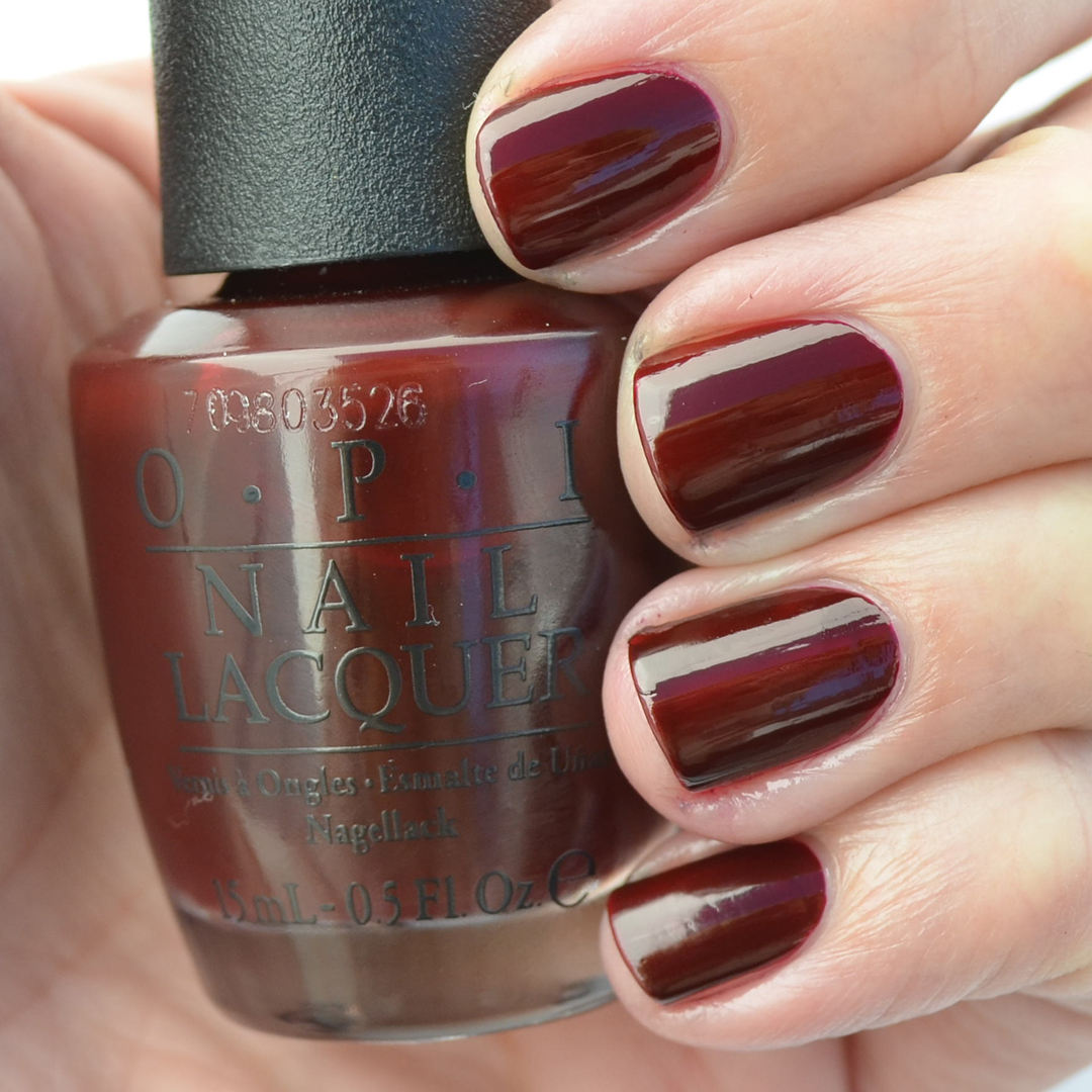 Go Polished: My #6 Favorite Winter Polish for 2015...