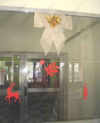 Carmin decoraciones navide as navidad 2012 - Decoracion navidena exterior ...