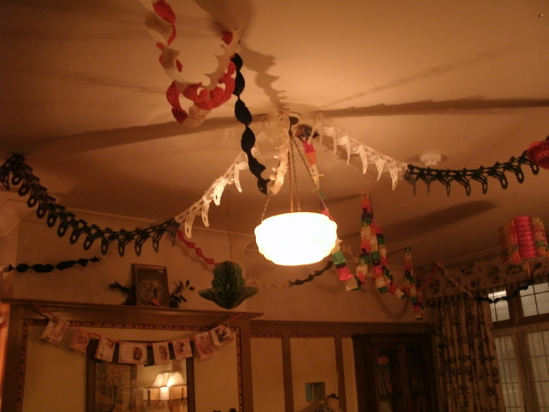 Regency tea party christmas at the 1940s house for 1940s decoration