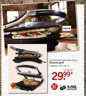 Lidl catalogo for Bascula cocina lidl
