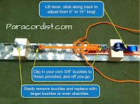 Paracord Bracelet Jig7