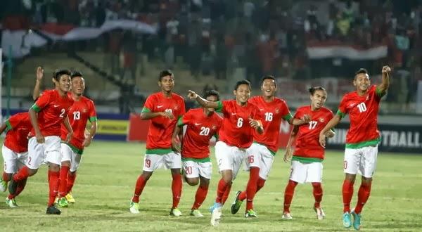 Indonesia Juara AFF U19 2013