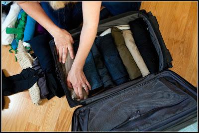 bavul yerleştirme