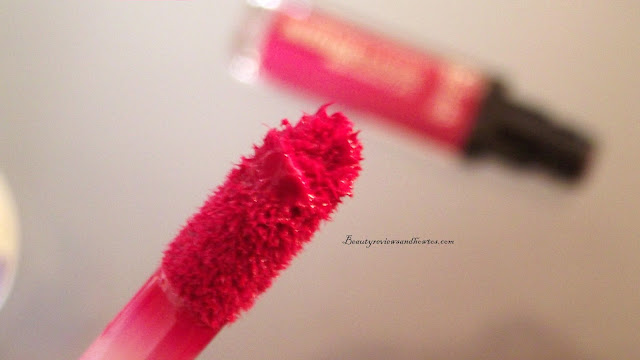MUA Intense Kisses High Intensity Lip Gloss Review - Kiss And Tell