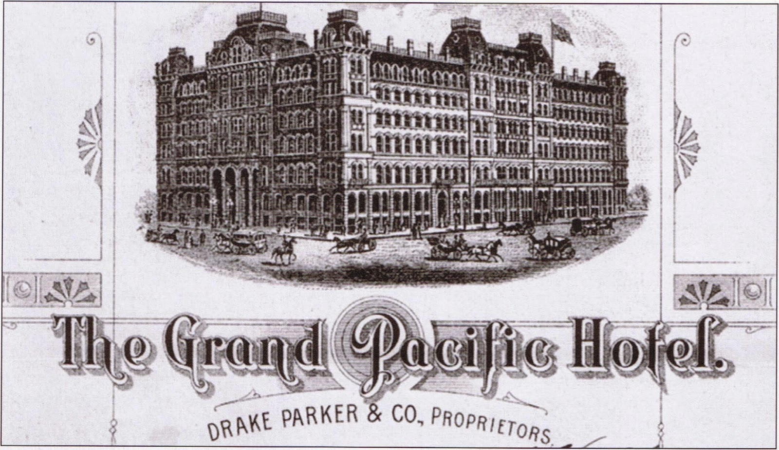 Grand Pacific Hotel en Chicago