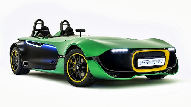 Caterham Aeroseven Concept Car