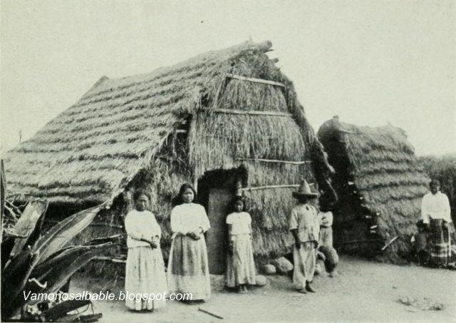 El bable qu tan villanos eramos en el m xico del siglo for Casas de la epoca actual