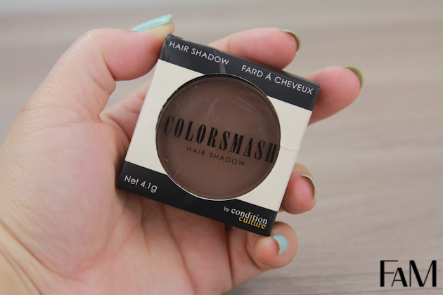 Luxe Box Loose Button Summer 2013 colormash cocoa hair shadow