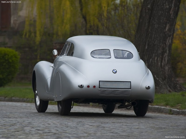 BMW 328 Kamm Coupe (1940)