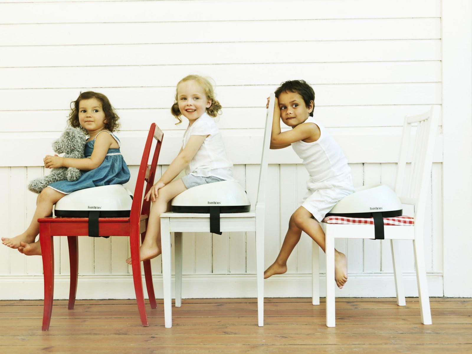 Un rehausseur de chaise babybj rn pour devenir grand for Rehausseur enfant 3 ans