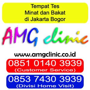 Tempat Tes Minat dan Bakat di Jakarta Bogor