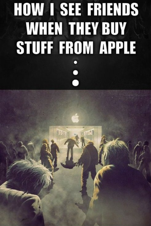 When Apple releases a new product