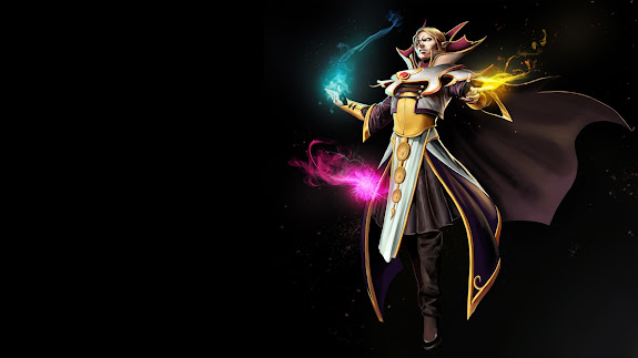 invoker dota 2 game hd wallpaper , image , picture , photo