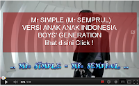 Super Junior Versi Indonesia (Mr. x-Katrok) - Mr. Semprul