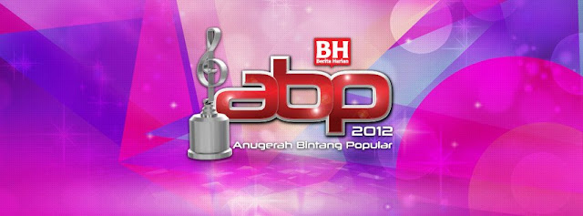 Senarai Penuh Top 5 Finalis Anugerah Bintang Popular Berita Harian (ABPBH) 2012