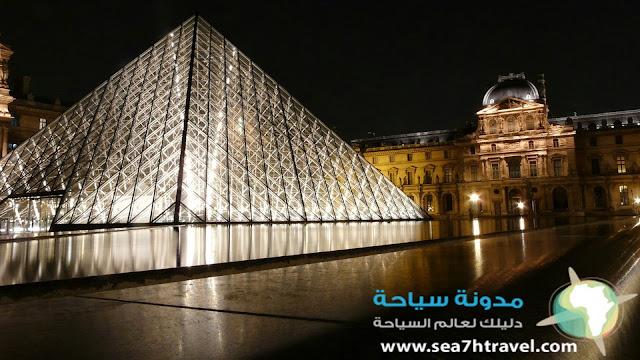 متحف اللوفر في سطور