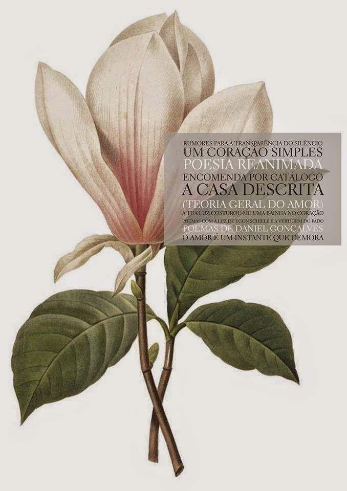 Poesia Reunida, Daniel Gonçalves, 2014, ed. Artes e Letras