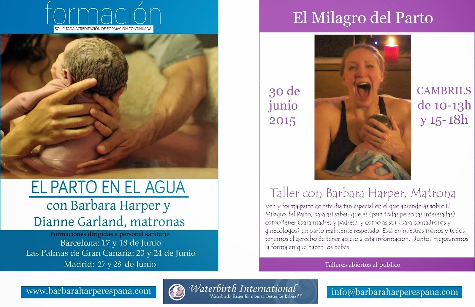 www.facebook.com/elpartoenelaguaconbarbaraharper
