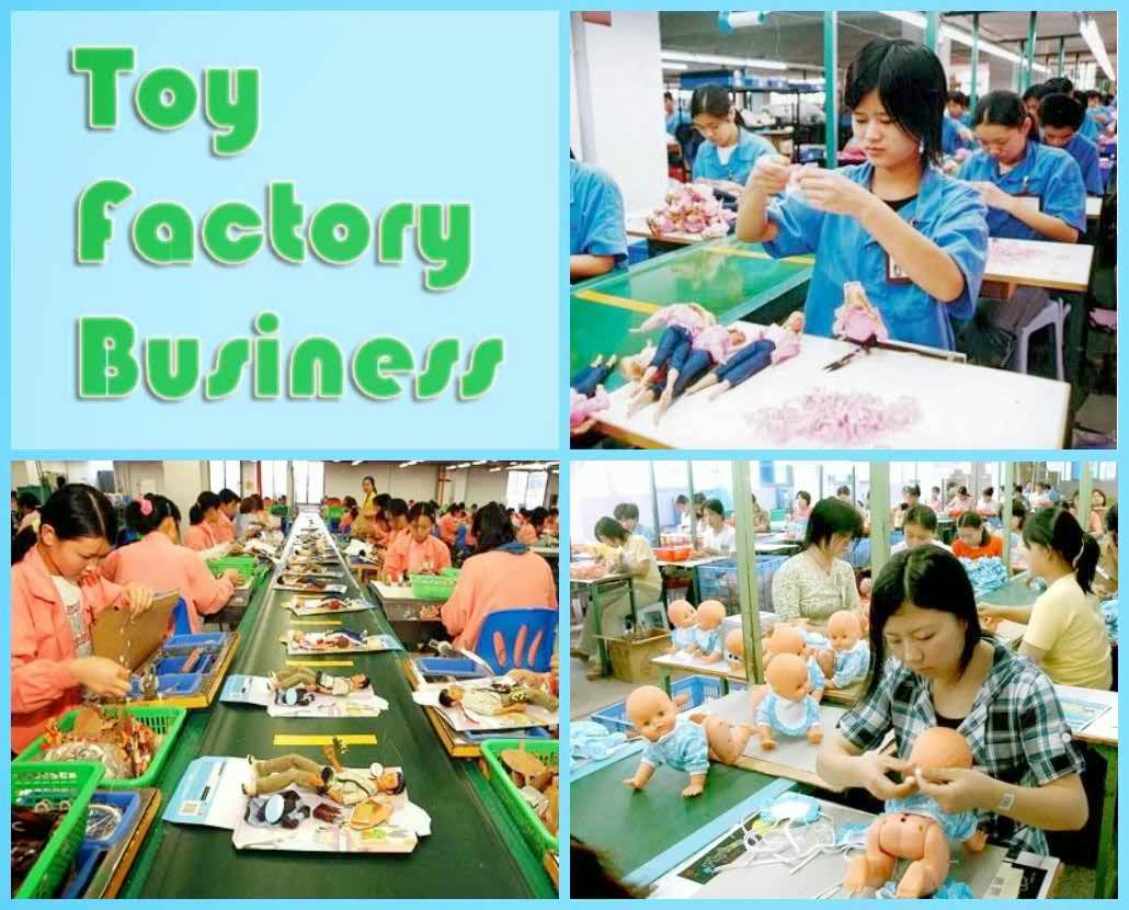 Toy Manufacturing Business