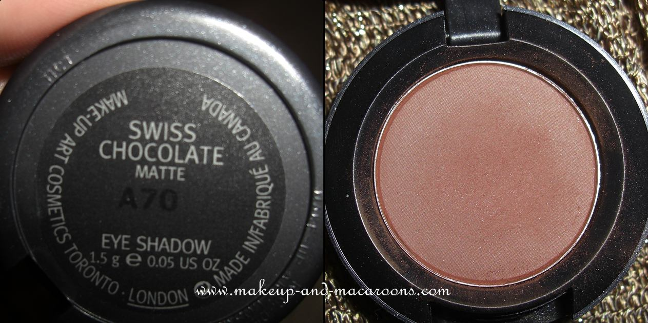 mac swiss chocolate eyeshadow - photo #25