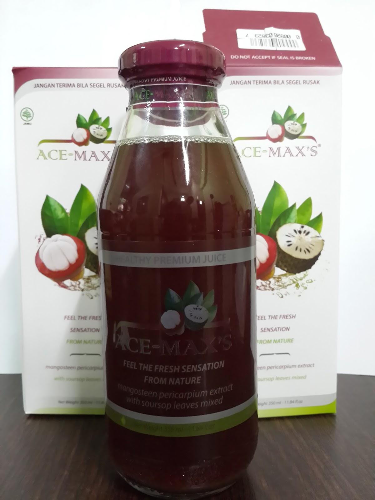 Ace Maxs Max Antioksidan Obat Herbal Kulit Manggis Dan Daun Acemax Acemaxs Esmex Esmeks Jus Sirsak Adalah Yang Terbuat Dari Keajaiban Perpaduan