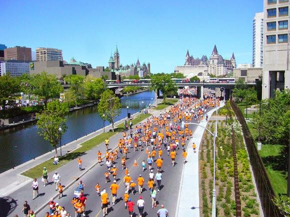 Maratón Ottawa