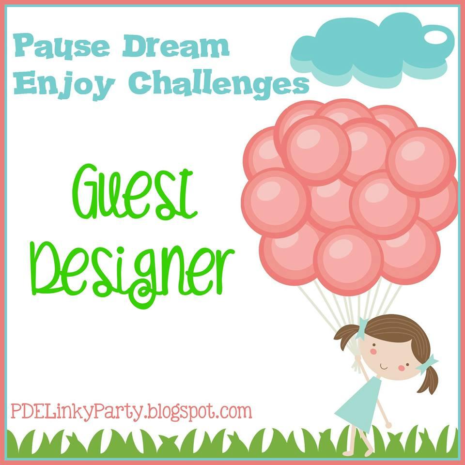 Guest Designer - August 16, 2017