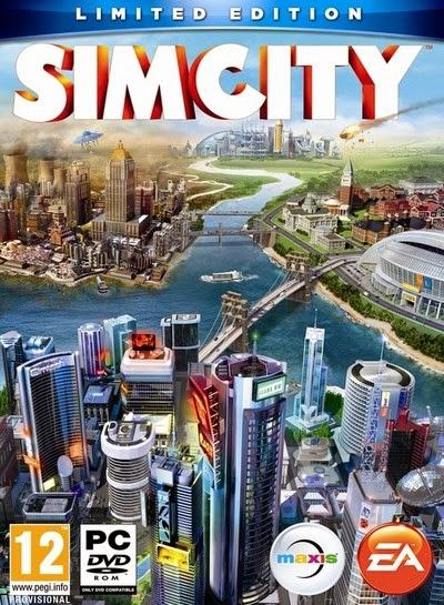 تحميل لعبة  SimCity كاملة للكمبيوتر مجاناً