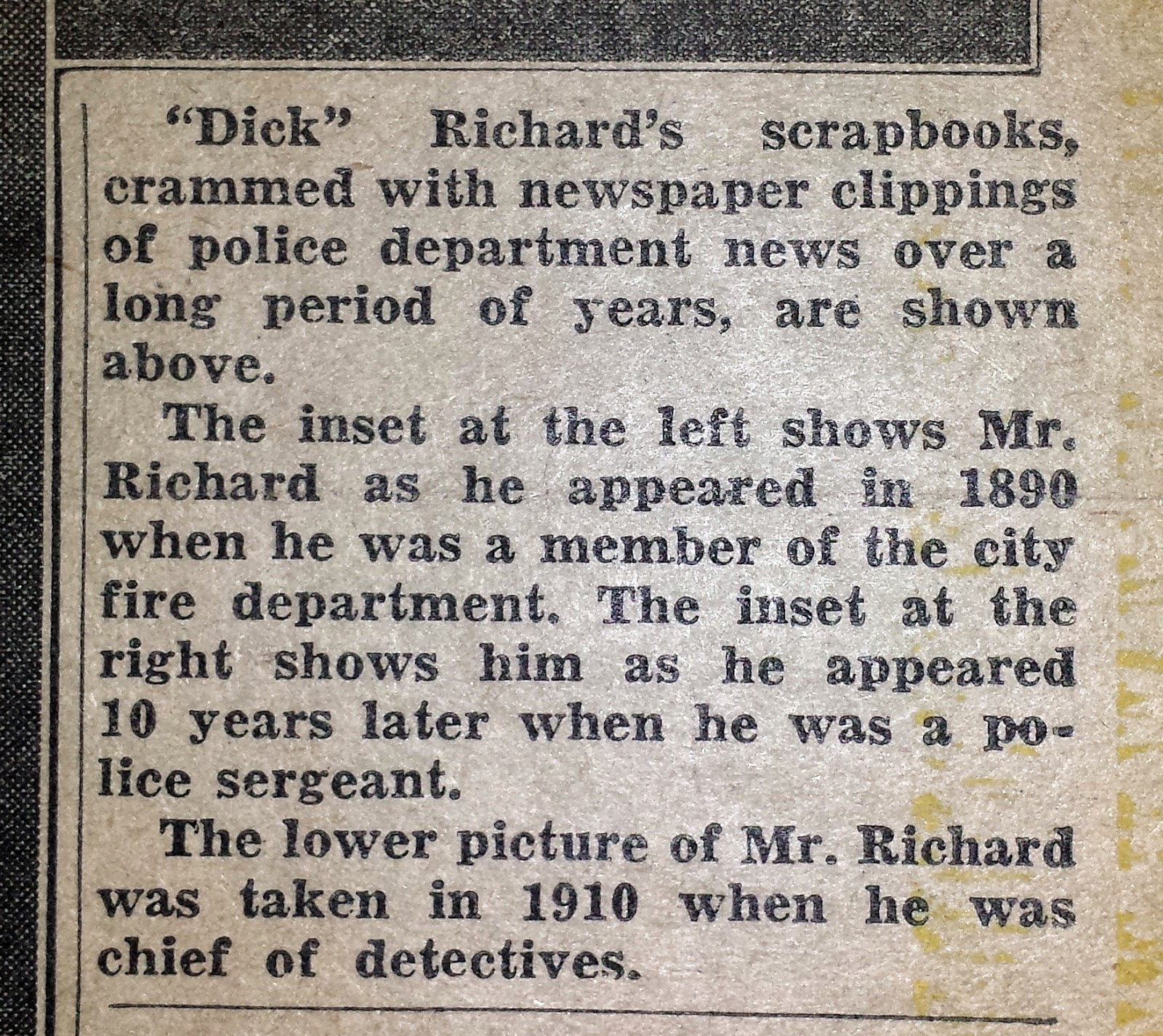 How to scrapbook newspaper clippings - Former Detective Chief Kept Newspaper Clippings Of Sioux City S Crime History