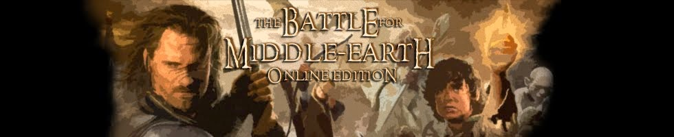 The Battle for Middle-Earth I & II & Rotwk Online Players