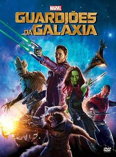 Guardiões da Galáxia - DVDRip Dual Áudio