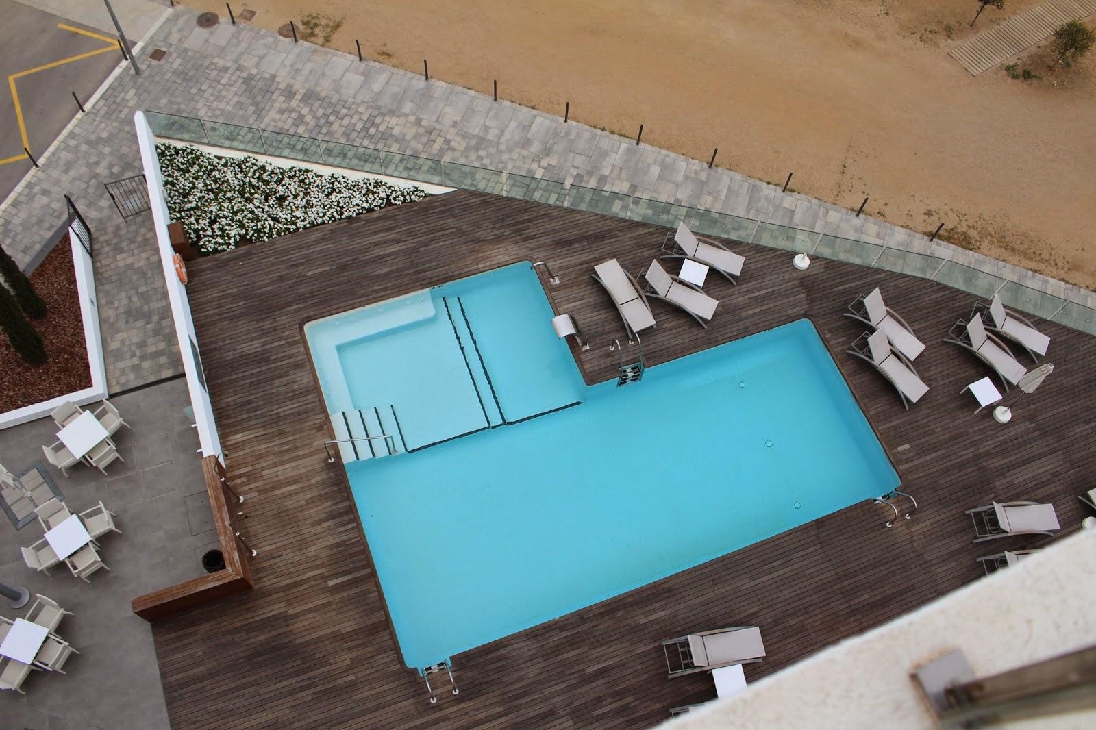 Fergus Hotel Mar Mediterrania Santa Susanna Spain pool