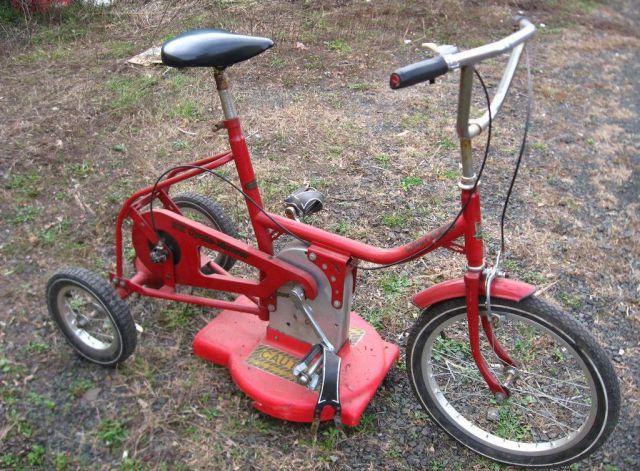 Bicicleta que não anda
