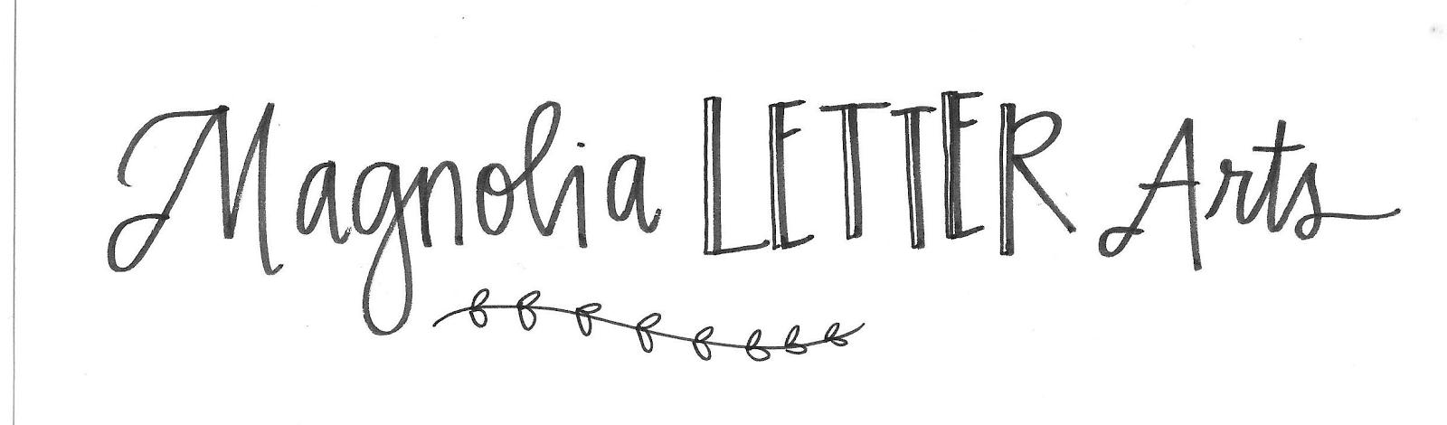 Magnolia Letter Arts