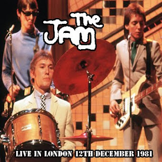 The Jam  -  Live in London REpost request