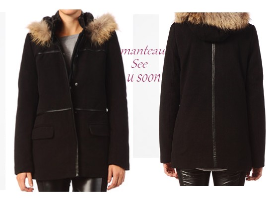 mission trouver un manteau pour cet hiver 2014 chicas de revista blog mode bordeaux. Black Bedroom Furniture Sets. Home Design Ideas