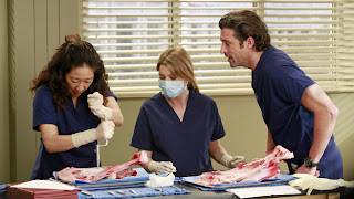 Grey's Anatomy S09E20. She's Killing Me