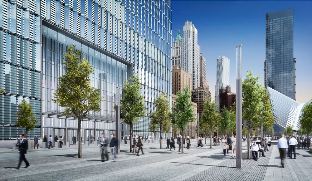 Architectureweek people and places som new york city for Design center new york