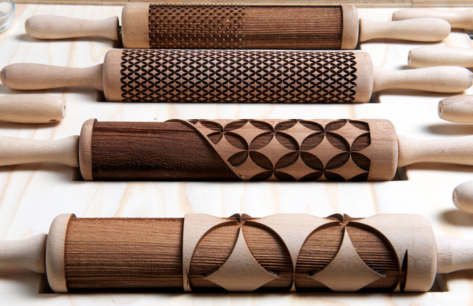 Creative Rolling Pins