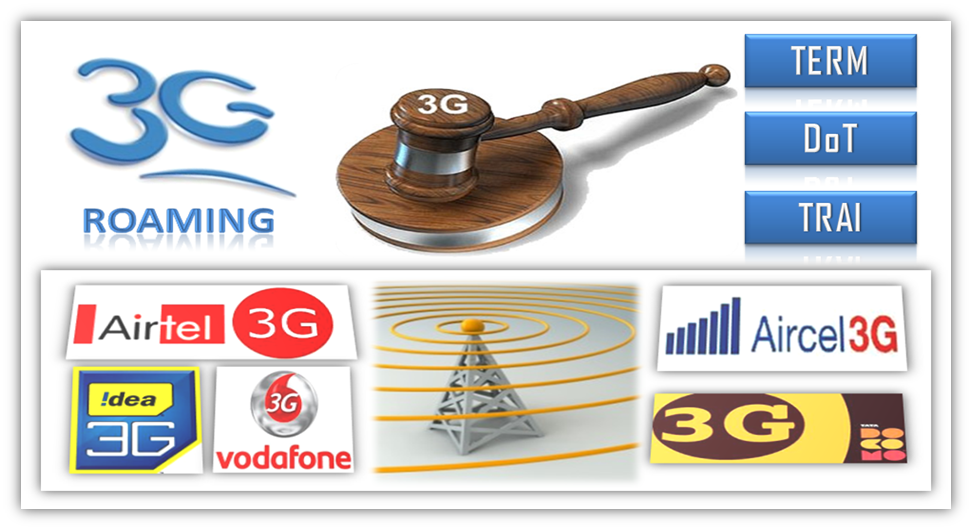 Telecom Insights Statistics Media Technology India 3g Intra