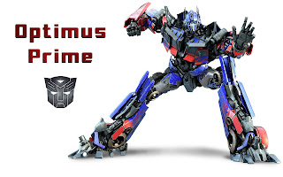 Transformers - Optimus Prime The Autobot's Leader