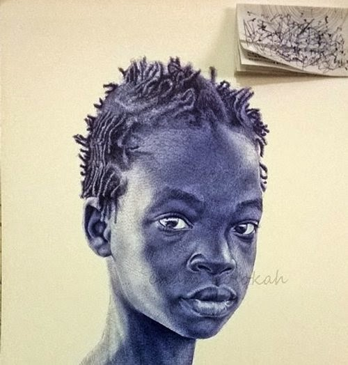 03-Life-Portrayed-by-a-Ballpoint-Pen-Enam Bosokah-www-designstack-co